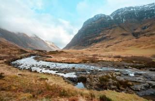 Ab Edinburgh: Loch Ness, Glencoe und Schottische Highlands