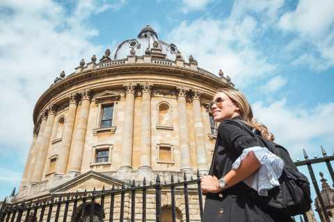 Fra London: Dagstur til Oxford og landsbyene i Cotswolds