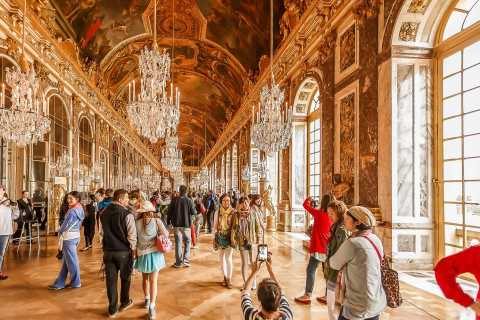 Versailles: Palace of Versailles Skip-the-Line Guided Tour