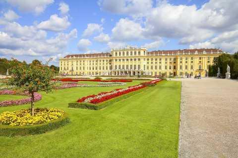 ウィーン:シェーンブルン宮殿と庭園のスキップザラインツアー