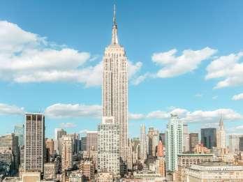 Empire State Building: Standard- & Schnelleinlass-Ticket