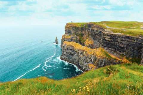 Scogliere di Moher, Kilmacduagh e Galway: tour da Dublino