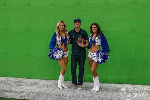 Visite de 3h du stade des Cowboys de Dallas