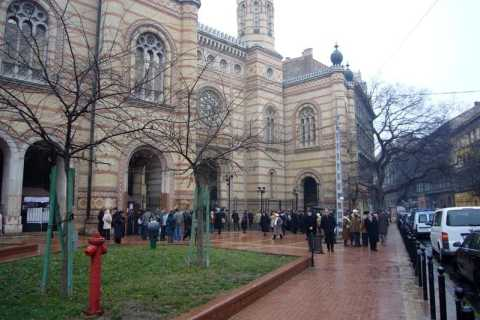 Budapest: 4-Hour Guided Jewish Heritage Private Tour