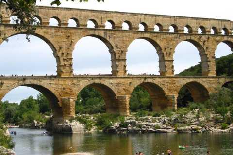 From Avignon: Pont du Gard, Saint Remy & Les Baux Day Tour