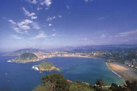 Ab Bilbao: Tagestour nach San Sebastian & Biarritz