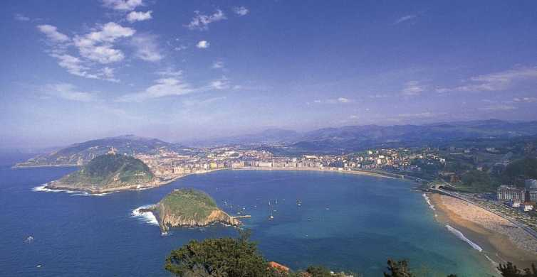 From Bilbao: San Sebastian and Biarritz Full Day Tour