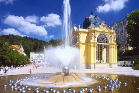 Karlovy Vary & Marianske Lazne Tour from Prague with Lunch