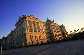 Madrid: Habsburg und Königspalast-Führung