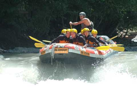 From Interlaken: 4-Hour Rafting on Simme River