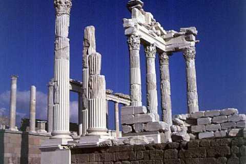 Dagtour door Pergamon vanuit Izmir en Kusadasi