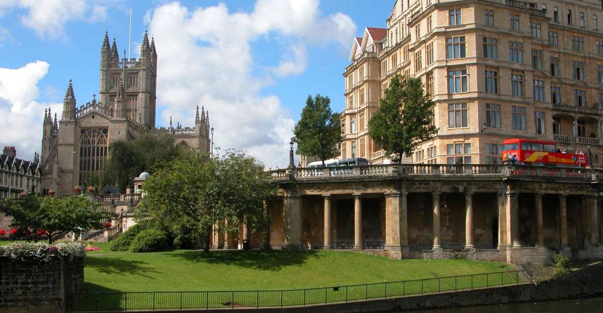 City Sightseeing Bath: Hop-on Hop-off Bus Tour