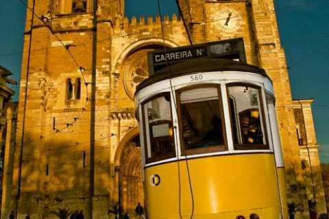Bairro Alfama e St. George's: Excursão particular a Lisboa