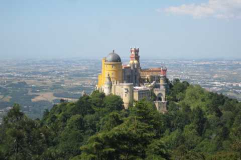 Sintra, Cascais & Cabo da Roca Coast - Private Full-Day Tour