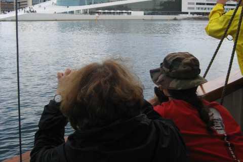 Oslo: mini-crociera Hop-On Hop-Off