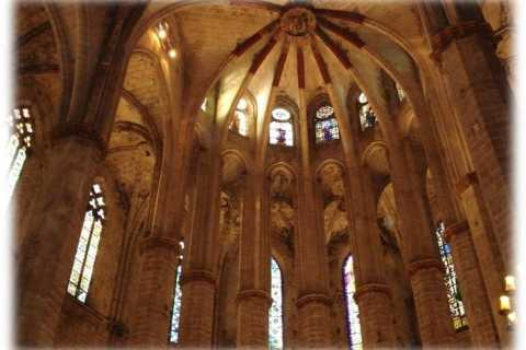 """Barcelona: """"The Cathedral of the Sea"""" Literary Walking Tour"""