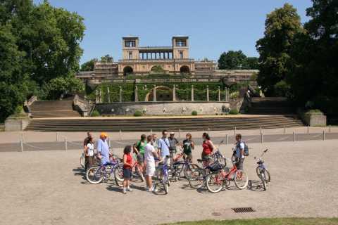 Ab Berlin: Schlösser & Gärten von Potsdam - Fahrradtour