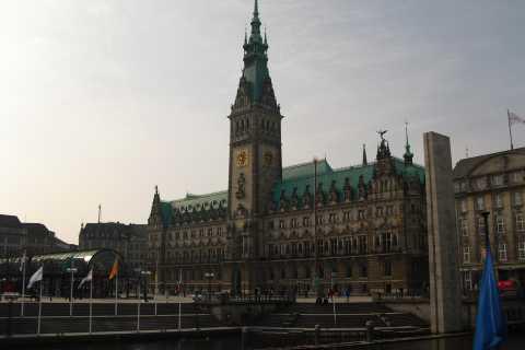 Hamburg: Rathaus, Speicherstadt und HafenCity