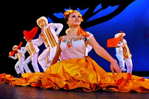 Mexican Folklore Ballet in Mexico City