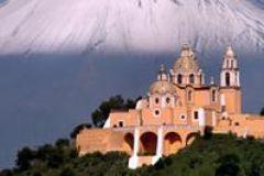 Puebla e Cholula: Tour c/ Almoço saindo da Cidade do México