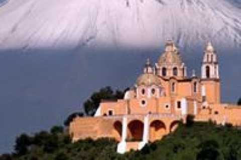 Puebla and Cholula Day Tour from Mexico City with Lunch