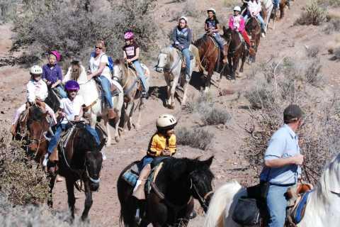 From Las Vegas: Maverick Ranch Breakfast and Horseback Ride