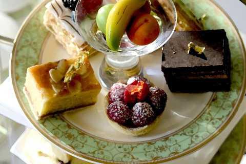 Afternoon Tea at Grosvenor House, London