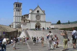 Ab Rom: Assisi und Orvieto Tagesausflug