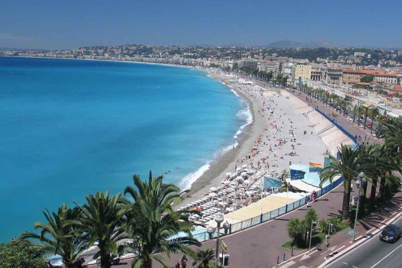 Nizza: Sightseeing-Tour in Kleingruppe