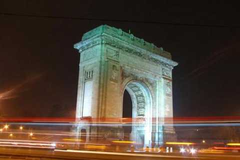 Bucharest by Night: 1.5-Hour Driving Tour