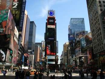 Rundgang durch das Theaterviertel des Broadway