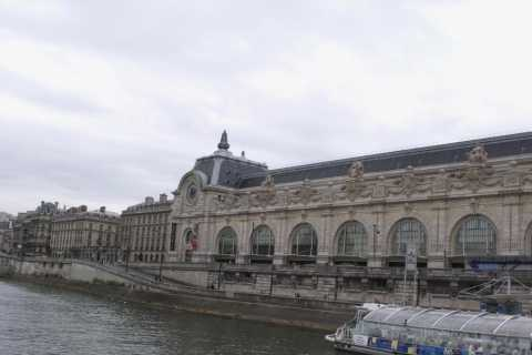 2-Hour Paris Tour with Lunch Cruise