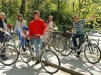 München per Fahrrad: Individuelle Touren für Gruppen