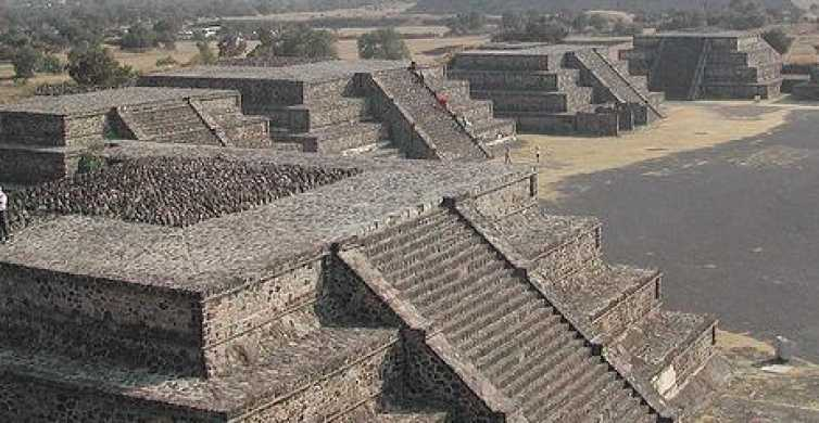 From Mexico City Guadalupe Shrine And Teotihuacan Pyramids Getyourguide