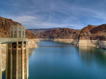 Lake-Mead-Bootsfahrt und Hoover-Staudamm von Las Vegas