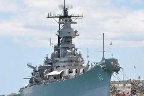 Full Day Tour to USS Missouri, Arizona, & Punchbowl Cemetery