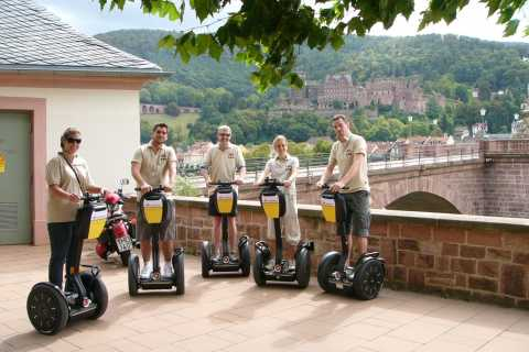 Segway Tour Heidelberg - Highly Philosophical!