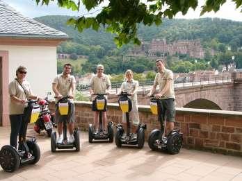 Heidelberg: Segway-Tour - Hochphilosophisch