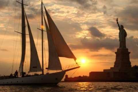 Wine Tasting Sail Aboard The Classic Schooner Shearwater