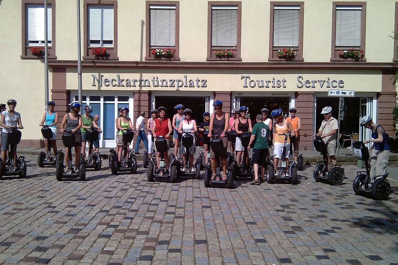 Heidelberg: Segway-Tour