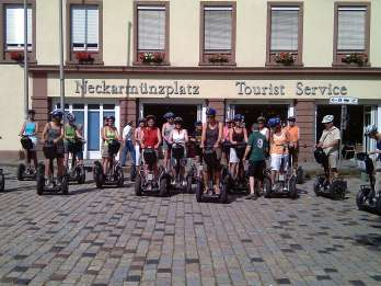 "Heidelberg: Segway-Tour ""Am Hang entlang"""