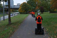 Mannheim: passeio de segway ao longo do rio Neckar