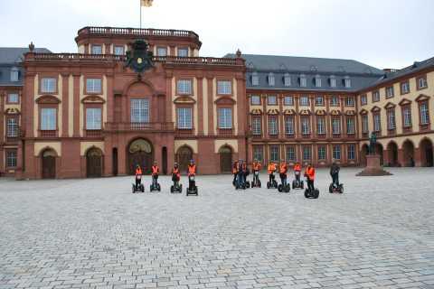 Mannheim: Segway-Tour zu sämtlichen Highlights