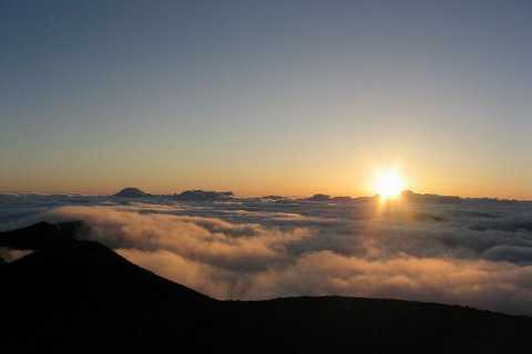 Maui: Sunrise & Breakfast Tour to Haleakala National Park