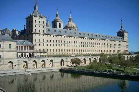 El Escorial y Valle de los Caídos: tour guiado de 5 horas