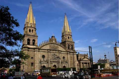 Visite d'une demi-journée à Guadalajara et Tlaquepaque