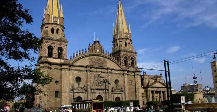 Guadalajara & Tlaquepaque Half-Day Tour