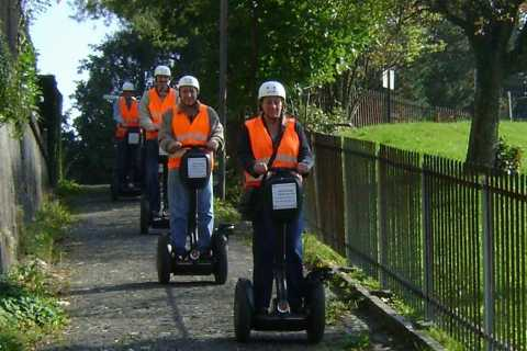 Zurich: Private Guided Segway Tour