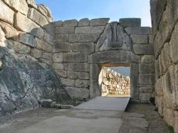 Antikes Griechenland ab Athen: 4-Tage-Tour
