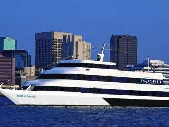 Schifffahrt auf der Spirit of Norfolk mit Mittagsbuffet